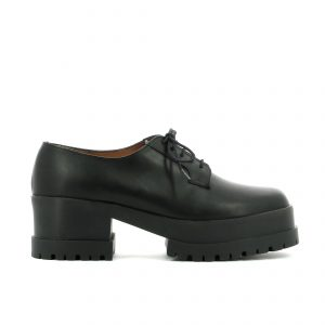 DERBIES WONNIE NOIR