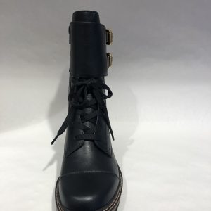 BOTTINES MALLORY NOIR SEE BY CHLOÉ SHOES