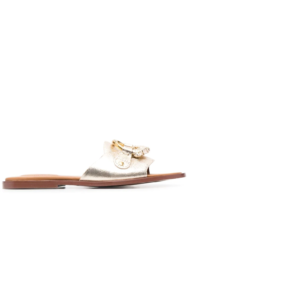 MULE GOLD SEE BY CHLOÉ SHOES