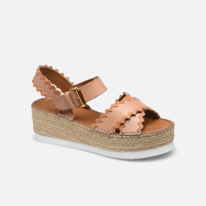 SANDALE COMPENSEE LGTROSE SEE BY CHLOÉ SHOES