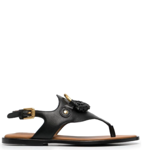 SANDALE  BLACK SEE BY CHLOÉ SHOES
