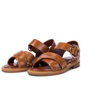 SANDALE BROWN SEE BY CHLOÉ SHOES